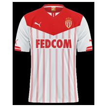 AS Monaco Home Kit 14/15