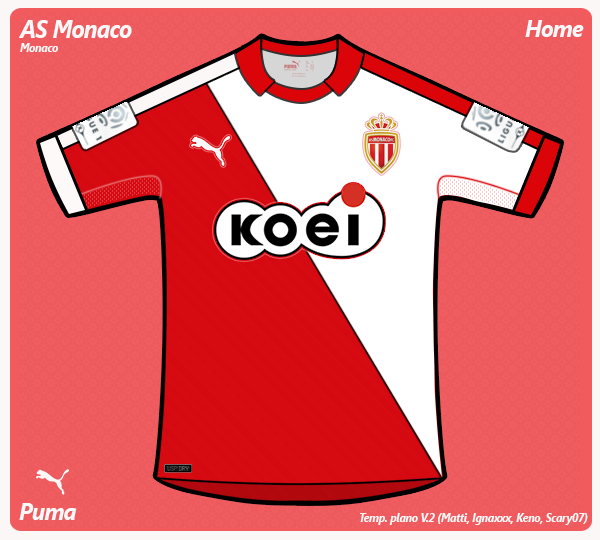 As Monaco home (puma)