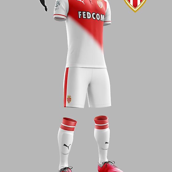 AS Monaco in Puma