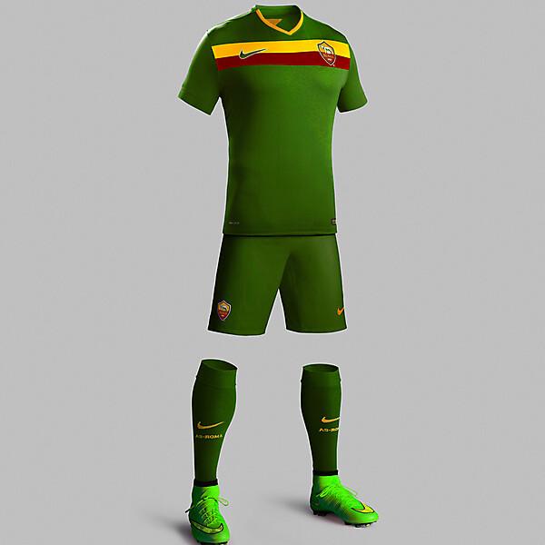AS Roma 15/16 Third Kit