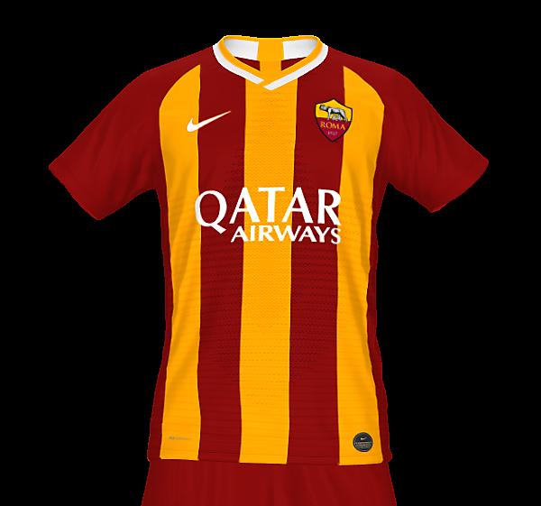 AS Roma 2021/2022 Fantasy Home Kit