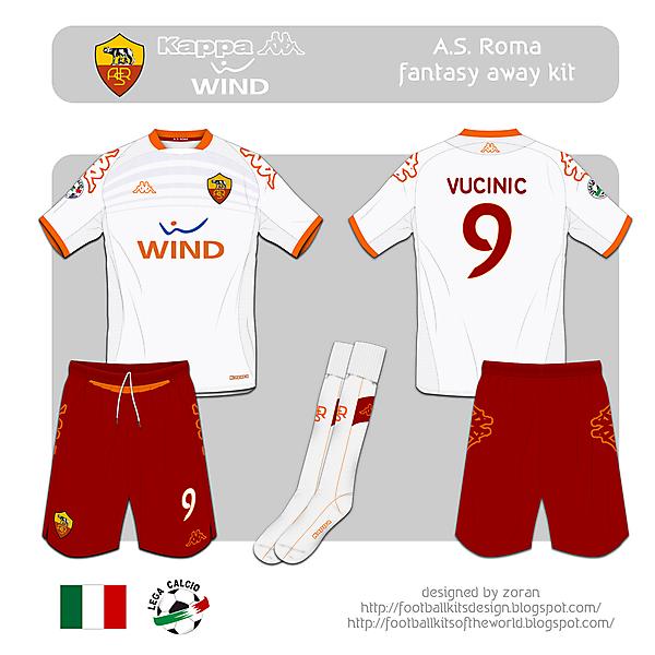 A.S. Roma fantasy away