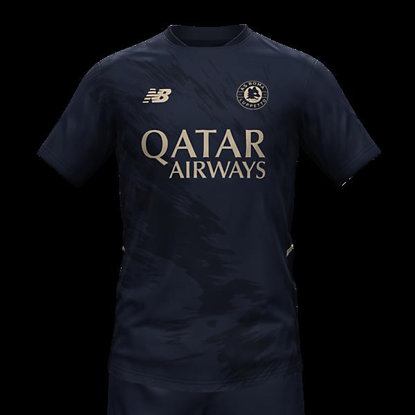 AS Roma concept third kit