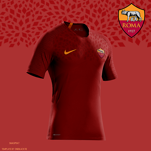 AS Roma Home Concept Kit