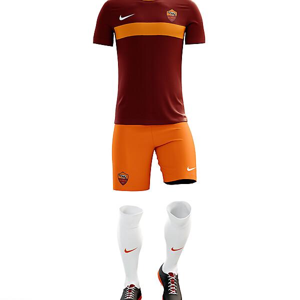 AS Roma kit 16/17?