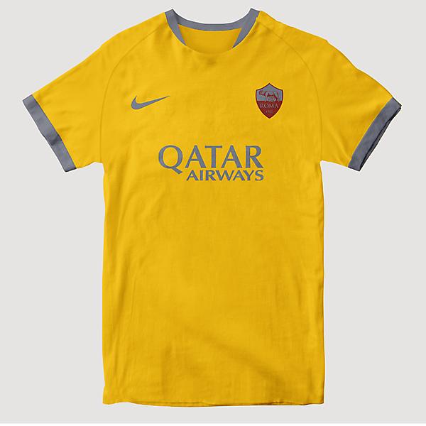 AS Roma Third 2018/2019