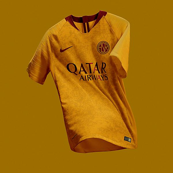AS Roma Third Concept Kit