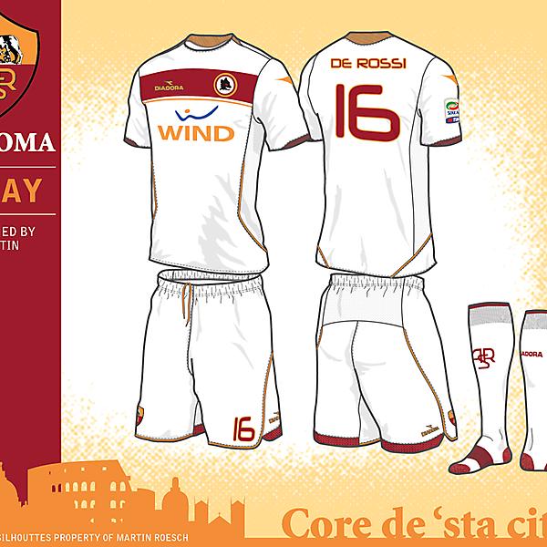 AS Roma Fantasy Kits