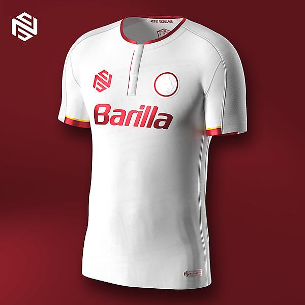 Associazione Sportiva Roma Away x NS