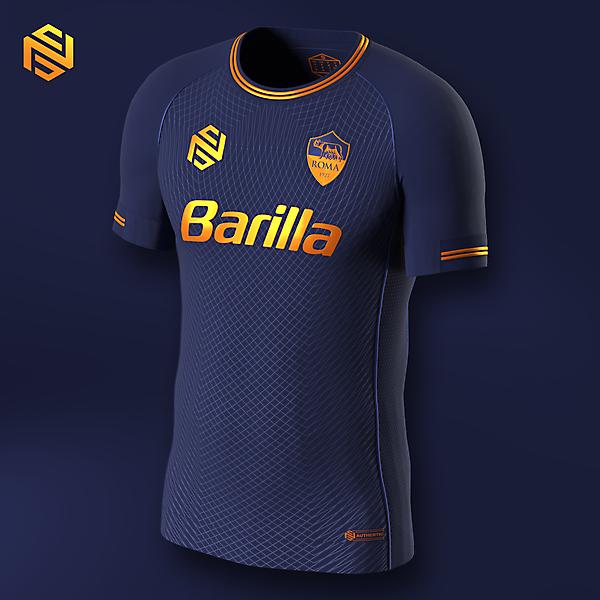 Associazione Sportiva Roma Third x NS
