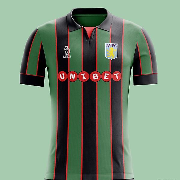 Aston Villa - Away (Retro)