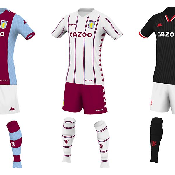 Aston Villa 2020 - Drake Froomer (Foxtail_One)