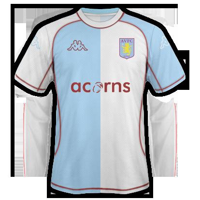 Aston Villa Kappa Away