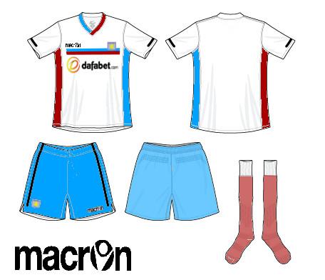 Aston Villa Away Kit