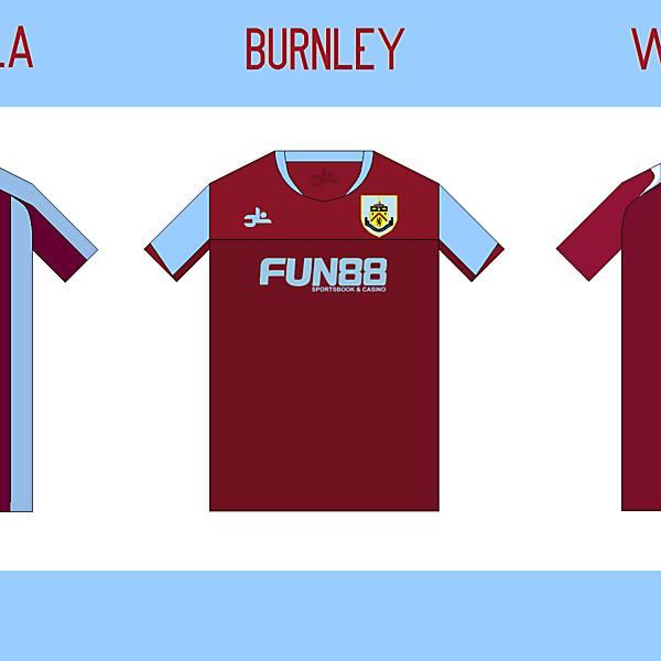 Aston Villa, Burnley & West Ham