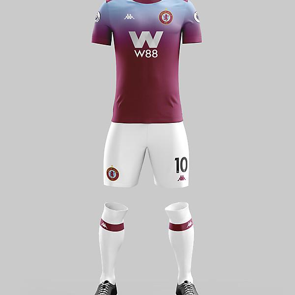 Aston Villa Home 19/20