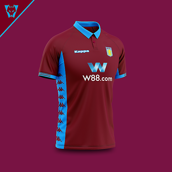 Aston Villa home concept