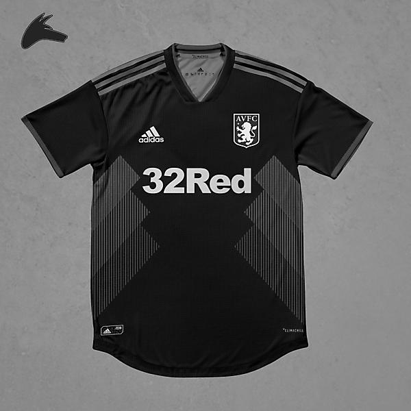 Aston Villa x adidas third concept