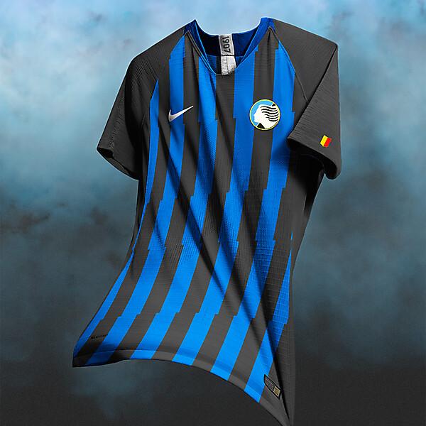 Atalanta home nike 2018/2019