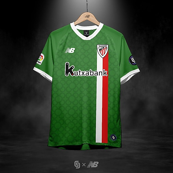 Athletic Bilbao   Away Kit