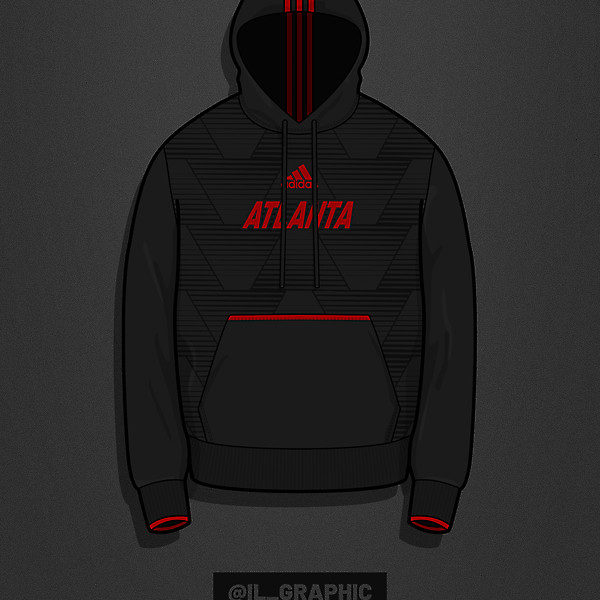 Atlanta United X @Adidas