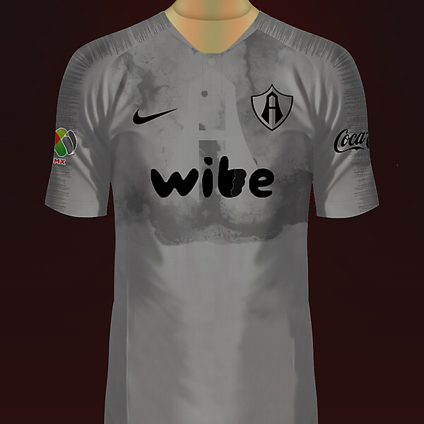 Atlas FC Alterno Jersey Nike