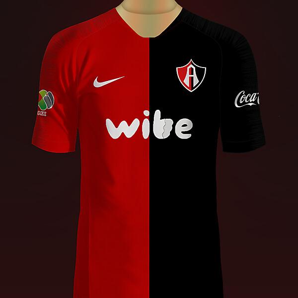 Atlas FC Local Jersey Nike