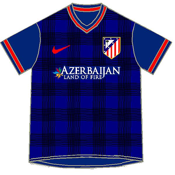 Atletico de Madrid - Nike Kits