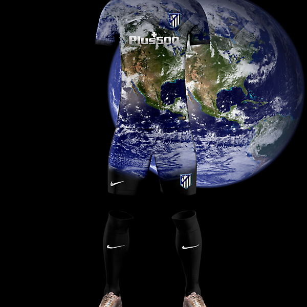 Atletico Madrid-Earth