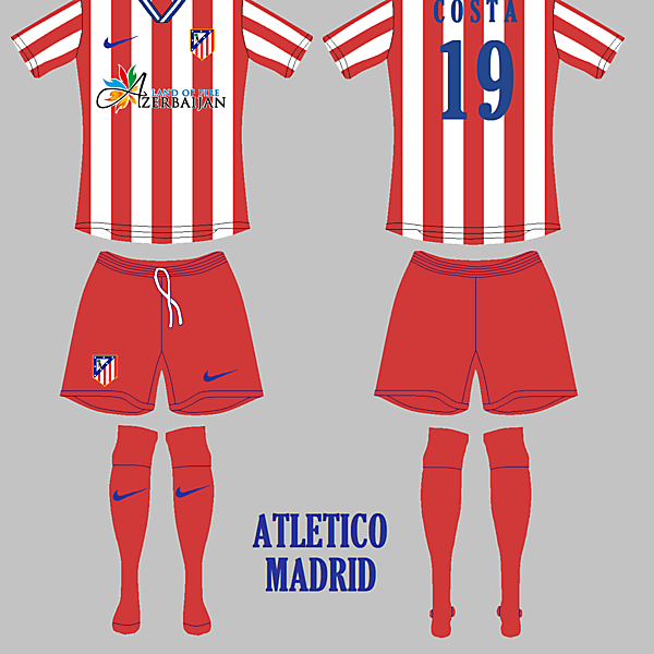 Atletico Madrid Home