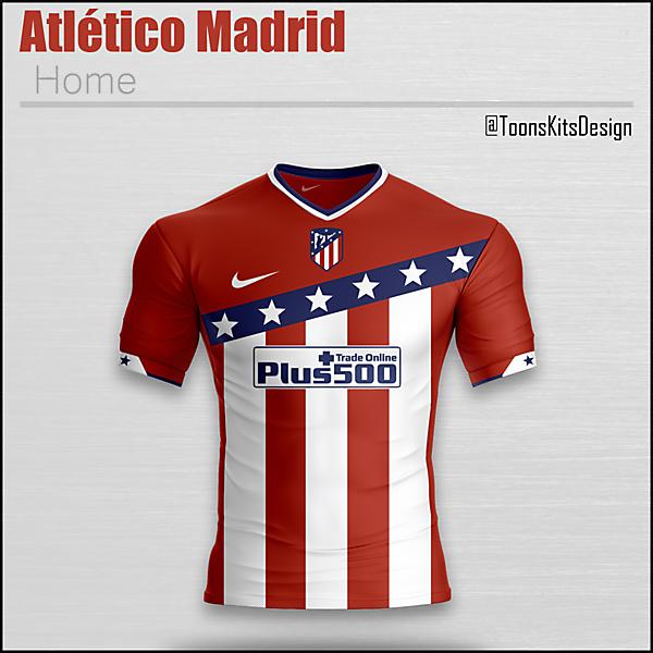 Atlético Madrid Home