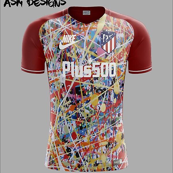 Atlético Madrid Nike 2018 Alternate Kit