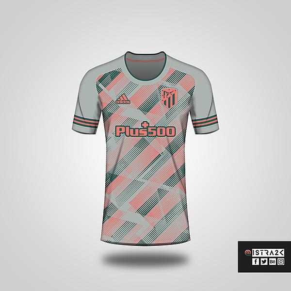 Atletico Madrid X adidas - Away
