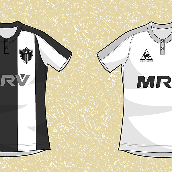 Atlético Mineiro x Le Coq Sportif