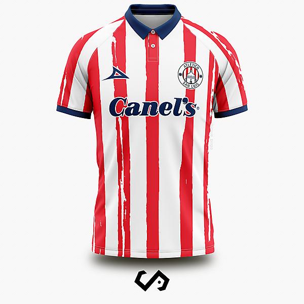 Atletico San Luis Home Kit