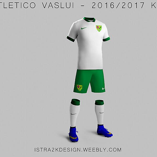 Atletico Vaslui 16/17 Kit