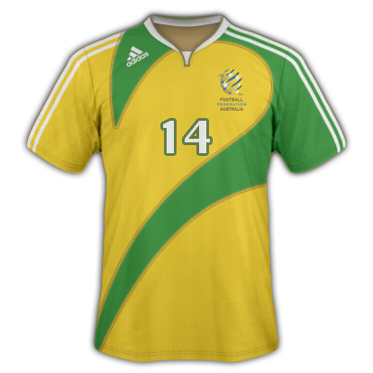 World Cup 2010 - Australia