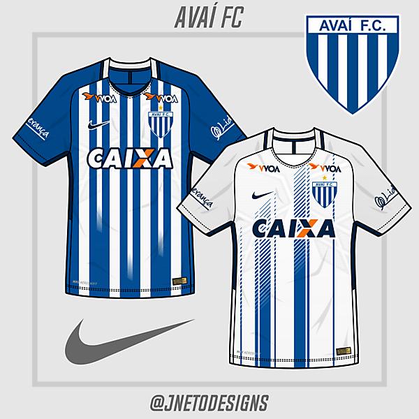 Avaí FC - @jnetodesigns