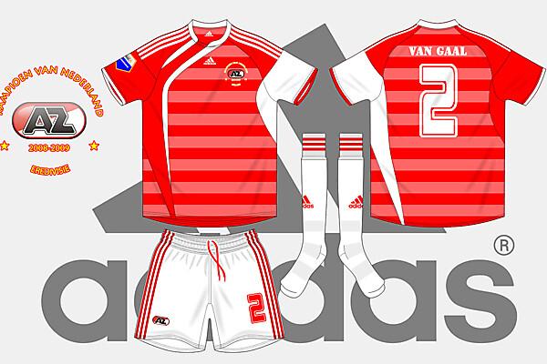 AZ adidas home kit