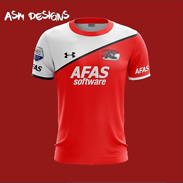 AZ Alkmaar Under Armour 2018 Home Kit