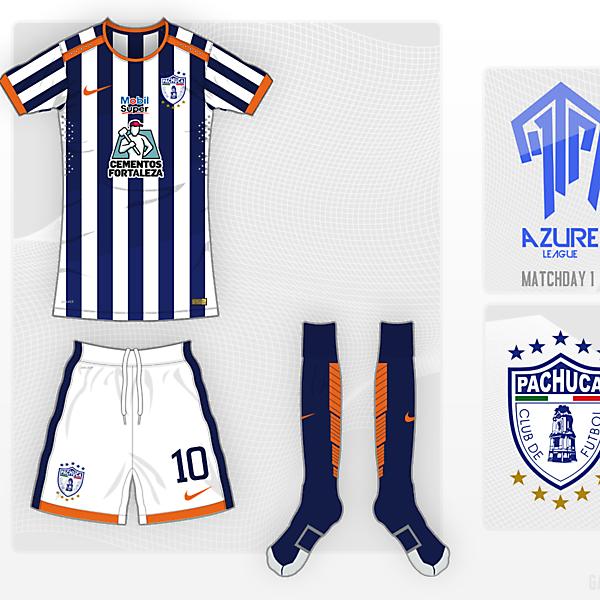 [Azure League] Matchday 1 - CF Pachuca