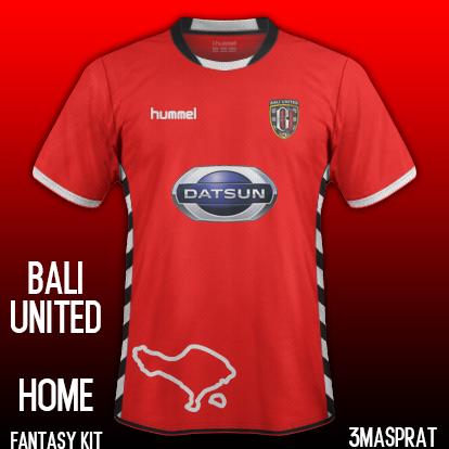 Bali United (Indonesia) Home Kit