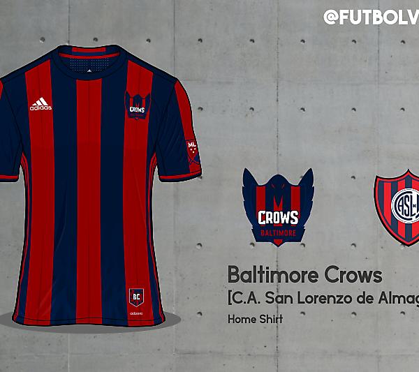 Baltimore Crows - MLS Argentine Invasion