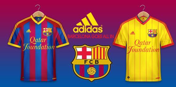 Barcelona- Adidas fantasy