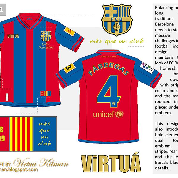 FC Barcelona Concept