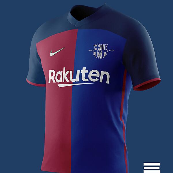 Barcelona - Alternative Kit Concept