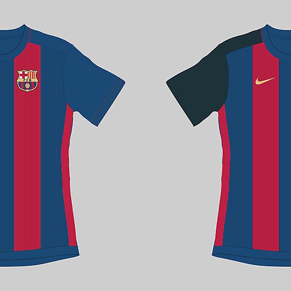 Barcelona 16/17 Domestic / CL