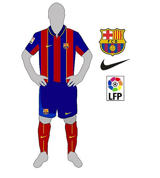 Barcelona Home