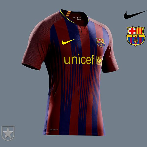 Barcelona home concept
