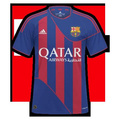 Barcelona Home Fantasy Kit